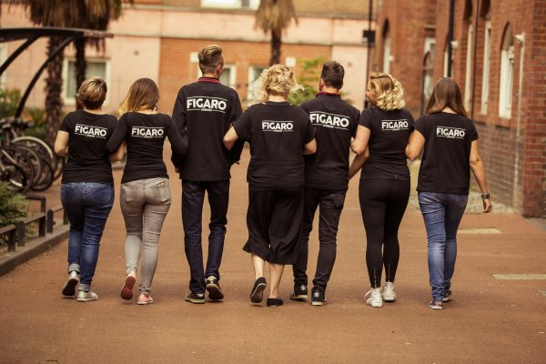 Figaro London Team
