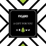 Figaro London Christmas Gift Card
