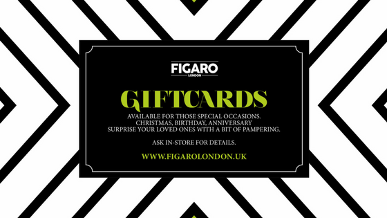 Figaro London Gift Cards