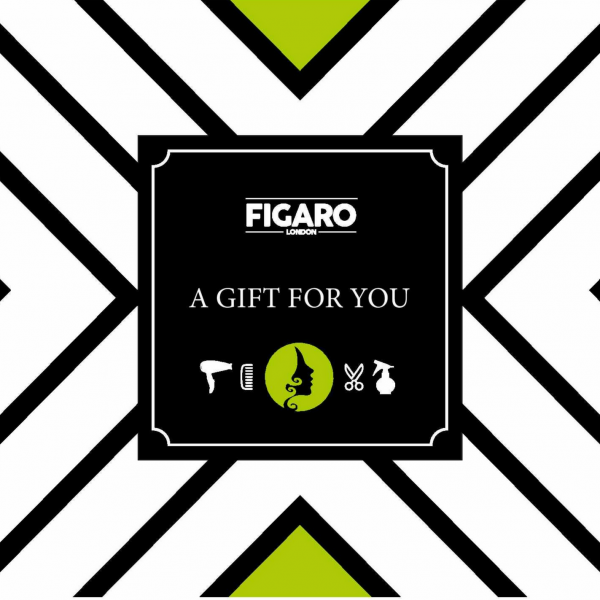 Figaro London Ladies' Gift Card