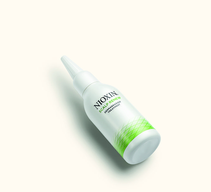 A facial for the scalp: Nioxin Derma Renew Treatment