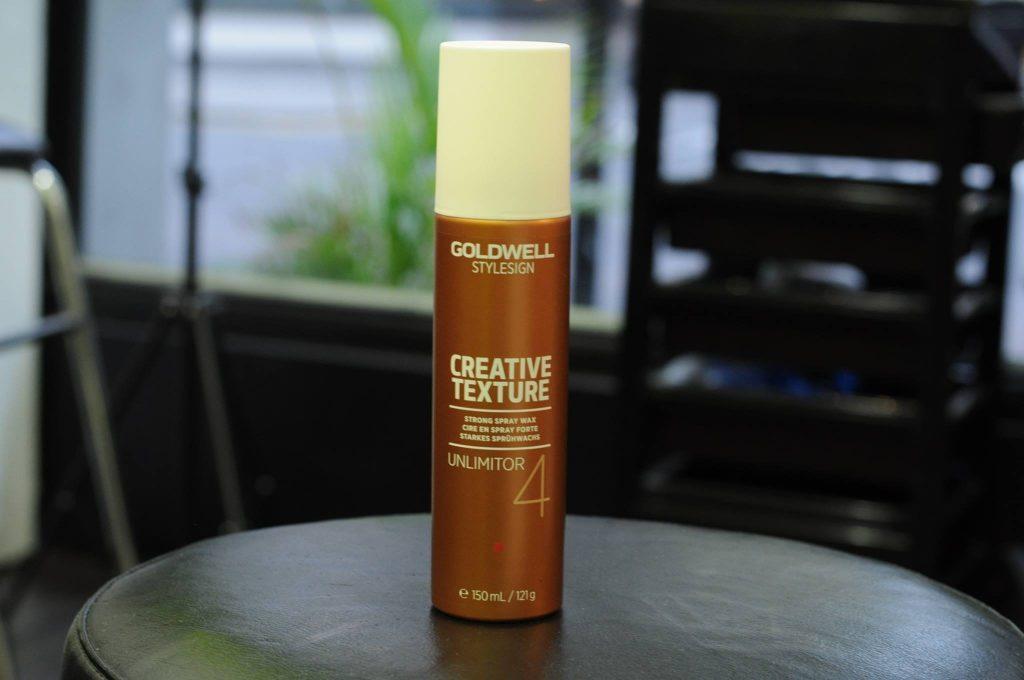 Goldwell Creative Texture Spray Wax