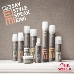 Prize for you win - Wella Eimi haircare and styling products