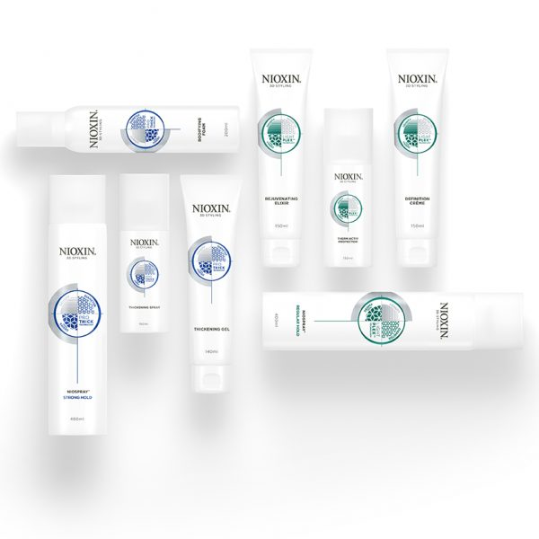 Nioxin Styling Products