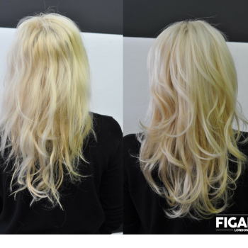Olaplex before after