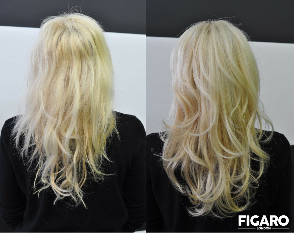 Olaplex – the saviour of bleached locks