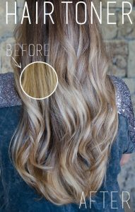 Toner: The secret ingredient to go from brassy to classy