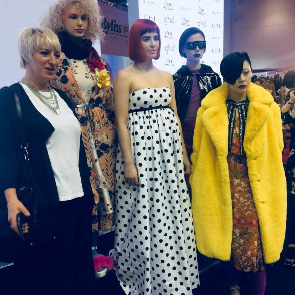 Creations on the ghd stage