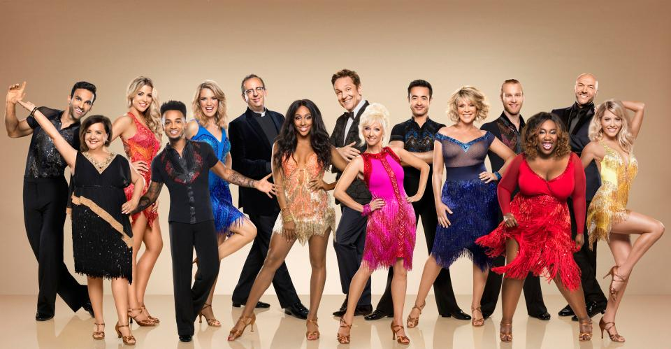 Our favourite Strictly looks so far this year
