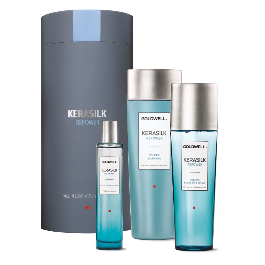 Goldwell Kerasilk Repower Gift Set