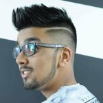 Quiff Figaro London - Hairstyle