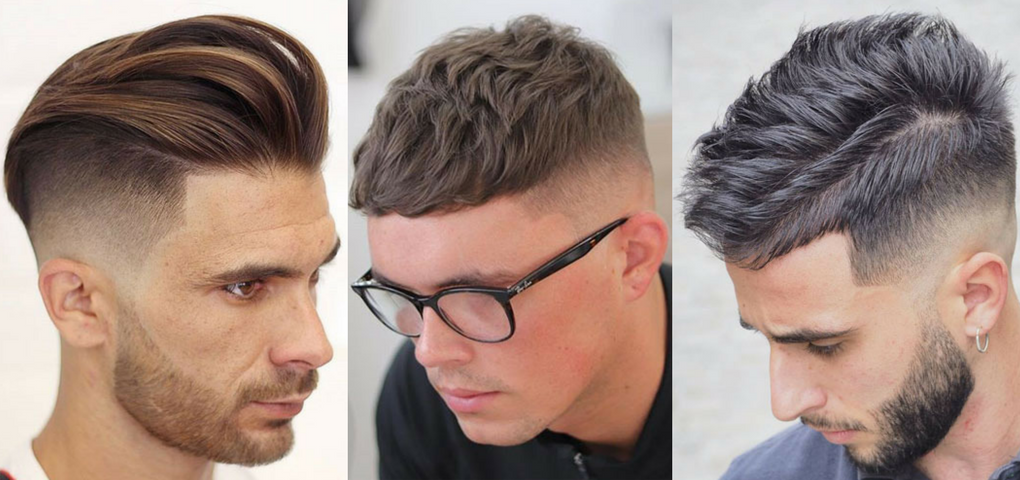 Bringing you the latest men's hairstyle trends for 2018