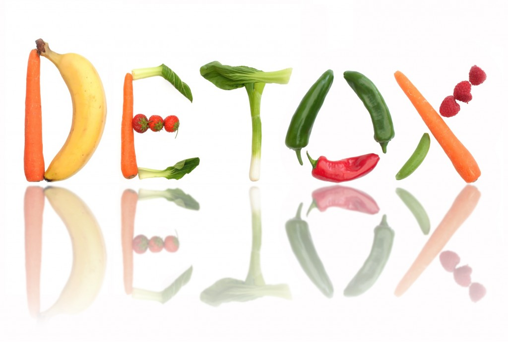 New year, new you – it's time to detox