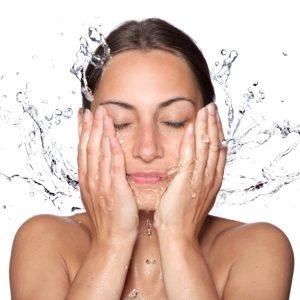 New: Facial detox treatment