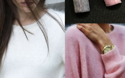 Angora nails – the perfect accessory on these cold winter days