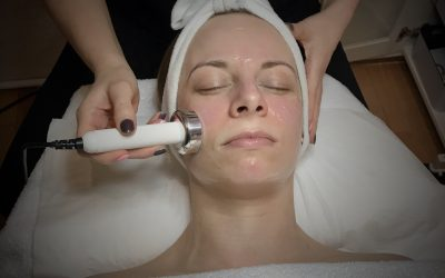 Why ultrasound is such a powerful step of a facial treatment