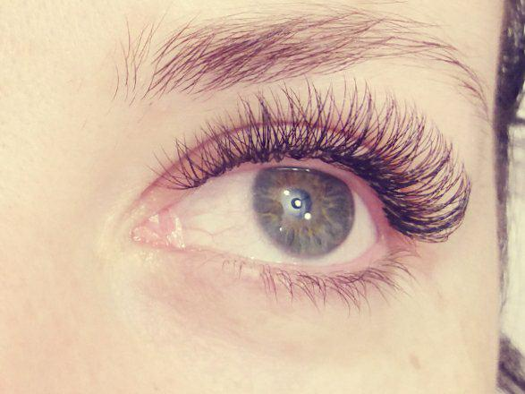 The secret to beautiful, long-lasting eyelash extensions