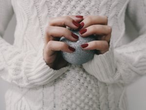 Festive nails – the ultimate accessory