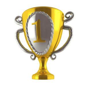 We won an award!