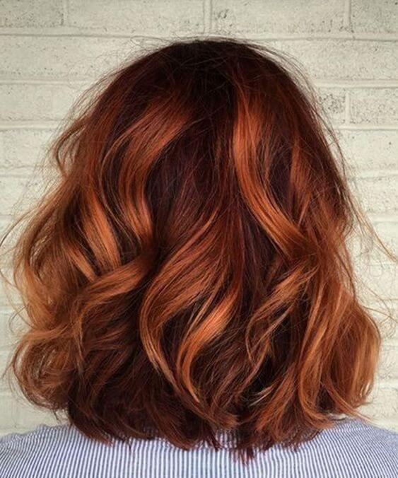 hair colouring ideas shadow roots