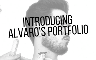 Introducing Alvaro's portfolio