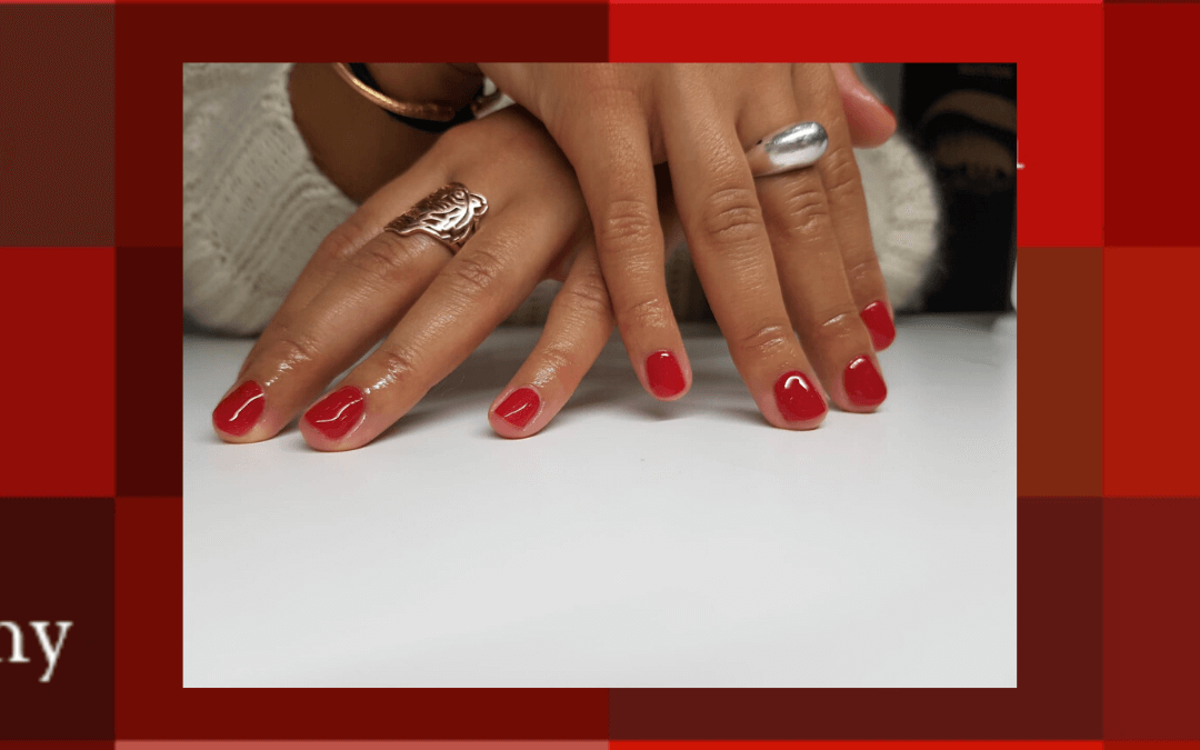 50 shades of red – at the ready for Valentine's week manicures