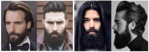 full long beard
