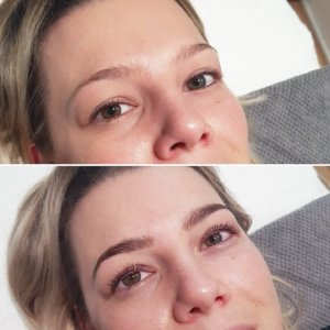 Lash lift & tint treatment by Vi