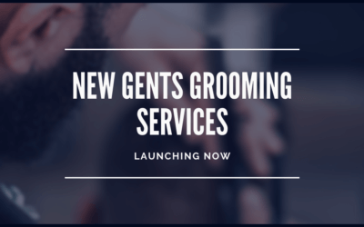 New gents hair services!