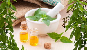 tea tree oil for spots