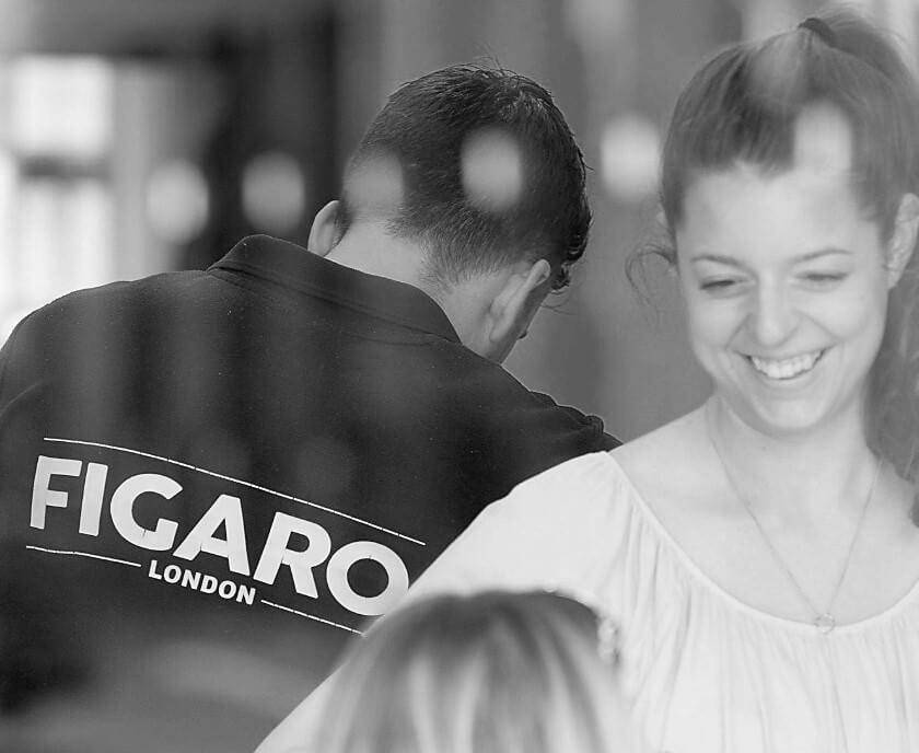 Figaro London Happy Staffs