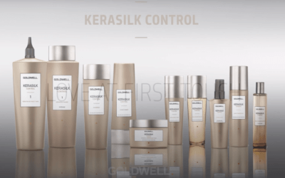 Kerasilk Control Keratin treatment, the perfect recipe for unmanageable hair