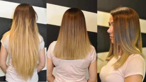 Soft and smooth transition: This ombre is the best of both worlds